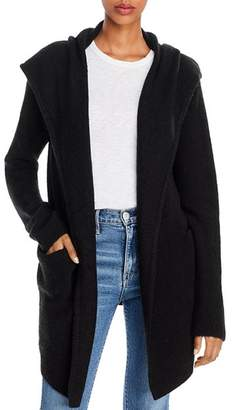 French Connection Hooded Long-Line Cardigan