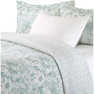 Antik Garden 200-Thread Count Cotton 3-Piece Floral Quilt Set