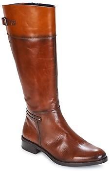 Dorking TIERRA women's High Boots in Brown