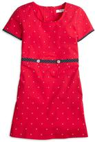 Brooks Brothers Short-Sleeve Cotton XO Dress