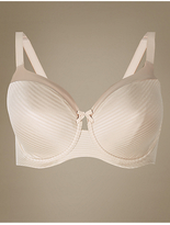 M&S Collection Sumptuously Soft Non-Padded Bra DD-GG