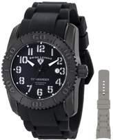 Swiss Legend Men's 11876A-TIB-01GRYA-W Commander Analog Display Swiss Automatic Watch