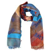 Vivienne Westwood Pirate Flag Scarf