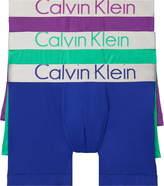 Calvin Klein Steel Micro 3-Pack Boxer Briefs