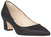 LK Bennett L.K.Bennett Annabelle Block Heeled Court Shoes