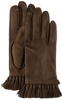 Rebecca Minkoff Leather Mini Tassel Gloves