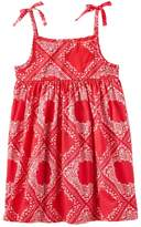 Osh Kosh Toddler Girl Print Empire Dress
