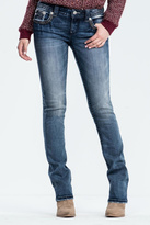 Miss Me Slim Boot-Cut Jeans