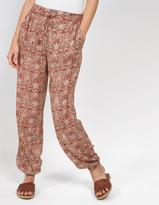 Fat Face Indian Summer Printed Trousers