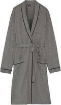 Cosabella Cotton-blend robe