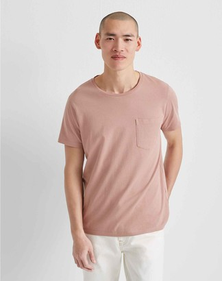 Club Monaco Williams Garment-Dyed Crew