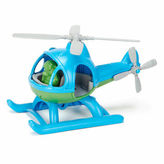 Green Toys NEW Blue Helicopter