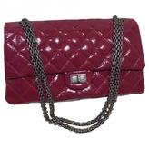 Chanel 2.55 Patent Leather Handbag