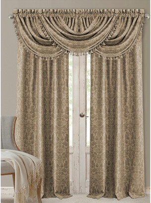 "Elrene Antonia 108"" Blackout Window Curtain"