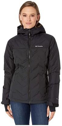 Columbia Grand Trektm Down Jacket (Black) Women's Coat