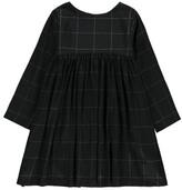 Bonton Magnolia Lurex Checked Dress