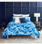 Ted Baker Blue Beauty Comforter & Sham Set