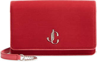 Jimmy Choo Palace Velvet Clutch