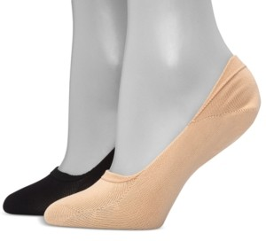 Hanes Women's 2-Pk. Lightweight Invisible Sock Liners