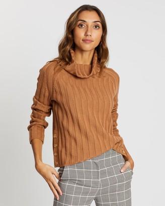 Sportscraft Roxy Wool-Blend Knit