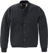 DSTREZZED - Men's Pinstripe Baseball Jacket