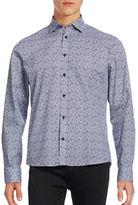 Horst Paisley Sport Shirt