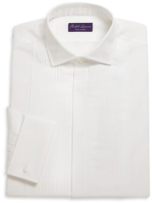 Ralph Lauren Purple Label Regular-Fit Dress Shirt