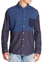 PRPS Two-Tone Quilted Shirt