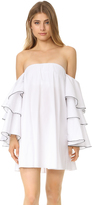 Caroline Constas Carmen Off Shoulder Dress