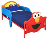 Sesame Street Delta Children 3-D Toddler Bed