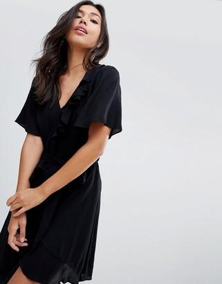 Style Stalker Stylestalker Mable Belted Wrap Dress
