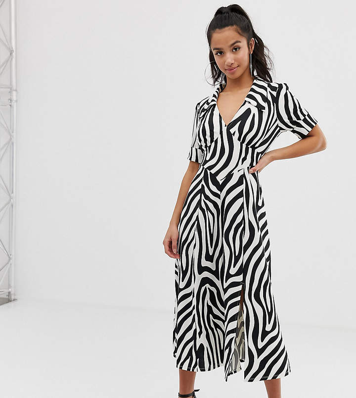 4bb8ecbe777 Asos Animal Print Dresses - ShopStyle