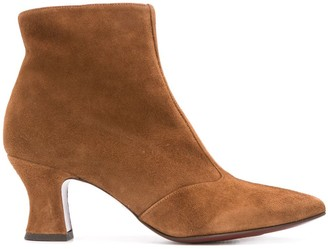 Chie Mihara Pointed Ankle Boots