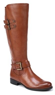 Naturalizer Jessie Wide Calf Riding Boot