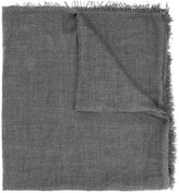 Faliero Sarti fringed edge scarf - women - Silk/Cashmere - One Size