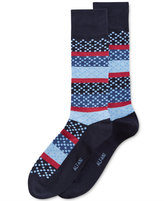 Alfani Men's Dotted Stripe Socks, Only at Macy's