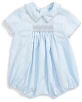Luli & Me Infant Girl's Viyella Bubble Romper