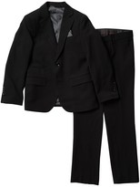 Isaac Mizrahi 2-Piece Suit - Husky Sizes Available (Toddler, Little Boys & Big Boys)