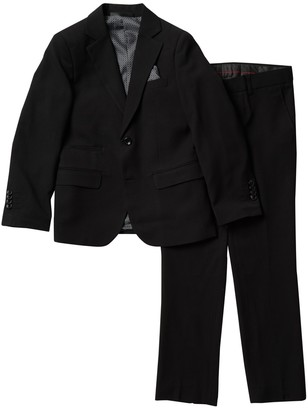 Isaac Mizrahi 2-Piece Suit - Husky Sizes Available (Toddler, Little Boys & Big Boys)