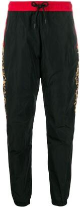 Marcelo Burlon County of Milan Leopard-Print Track Pants