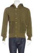 Nicholas K Hooded Woven Jacket