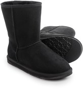 Australia Luxe Collective Cosy Short Boots - Suede, Sheepskin Lined (For Men)