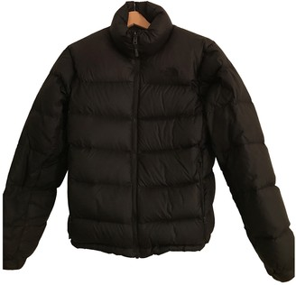 The North Face Black Synthetic Coats