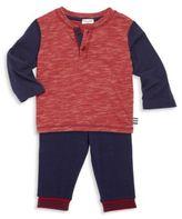 Splendid Baby's Two-Piece Long Sleeve Tee & Pants Sets