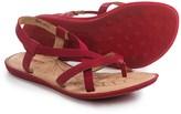 Børn Taj Strappy Sandals - Leather (For Women)