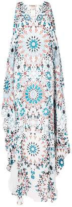Roberto Cavalli Graphic Tunic Dress