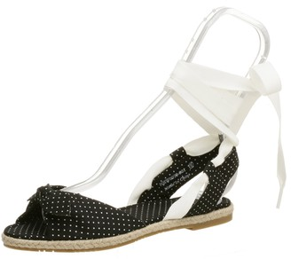 Not Rated Women's Alexia Ankle Wrap Flat