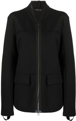 Helmut Lang Two-Way Zip Jacket