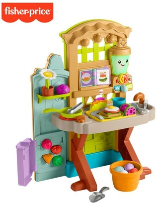 Fisher-Price Grow the Fun Garden to Kitchen