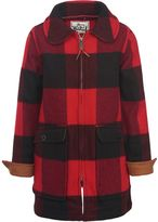 Woolrich Giant Wool Buffalo Coat - Women's
